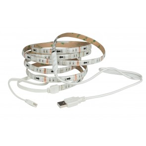 LED STRIP RGB 4ER SET 4x0,5M MIT USB ANSCHLUSS