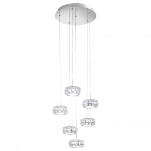 Corliano, Höhe 110 cm, 6-flammig, inkl LED