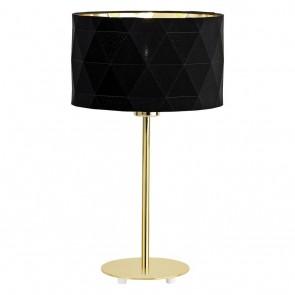 Dolorita, Höhe 45,5 cm, schwarz- gold