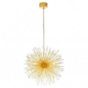 Vivaldo, Höhe 2,85m, Ø 98 cm, goldfarben