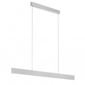 Climene, 118 x 95 cm, dimmbar, LED, Aluminium