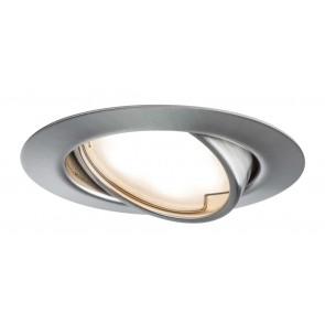 TIP EBL Coin LED schwenkbar 3x4,9W 230V 51mm Eise