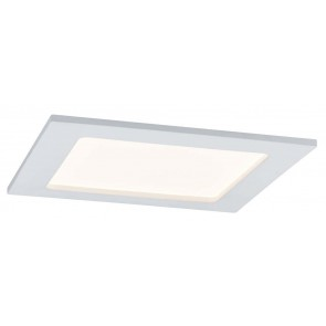 TIP EBL Set Panel eckig LED 1x12W 230V 3000K 165x