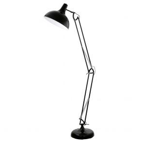 Borgillio, Höhe 190 cm, schwarz