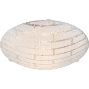 CALIMERO Deckenleuchte Weiß, 1 x E27