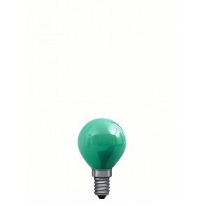 Paulmann E14 25W 4,5 cm, grün