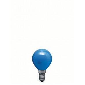 E14 25W 4,5 cm, blau