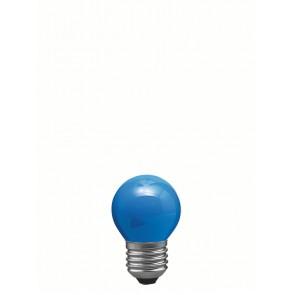 E27 25W 4,5 cm, blau