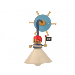 Wand-Leseleuchte Pirat