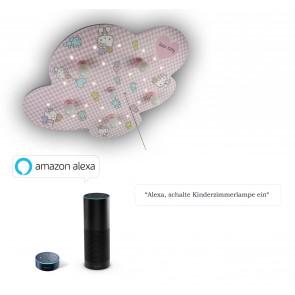 Deckenleuchte Hello Kitty Amazon Echo kompatibel
