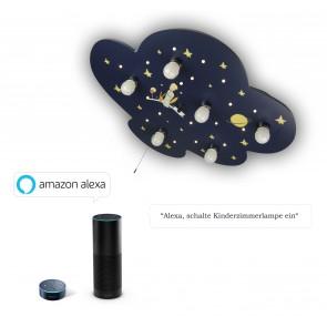 Deckenleuchte Wolke Kleiner Prinz Amazon Echo kompatibel