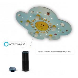 Deckenleuchte Sunny Amazon Echo kompatibel