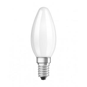 LED Retrofit B25 2,1W E14 matt