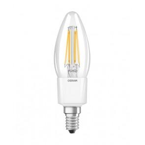 LED RETROFIT DIM B40 4,5W E14 klar 470 LM BLISTER