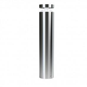 Endura Style Cylinder Höhe 50 cm metallisch 1-flammig zylinderförmig