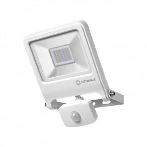 Led Floodlight 30W / 830 White Sensor