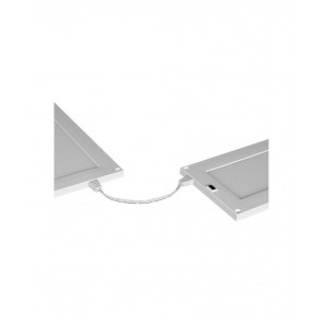 Cabinet Led Panel 30X10 Double Pack - 10W / 550Lm