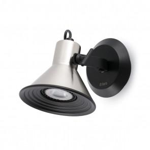 Cup-1 WL, Matt  Nickel 1 X Gu10 LED 8W