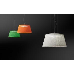 Abbildung der Leuchte: rechts, Abweichend vom Bild: orange lackiert
