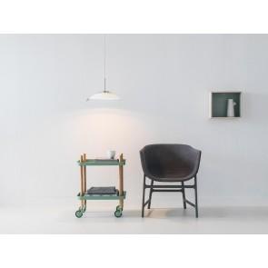 Finavon, Maße: 40 cm x 40 cm, satiniertes Glas