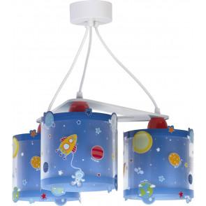 3light hanging lamp Planets