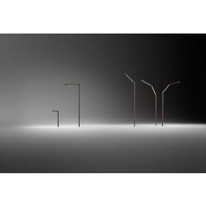 Abbildung der Lampe: rechts;  Abweichend vom Bild: khaki lackiert