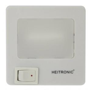 Heitronic Kunststoff, weiß, 4500K