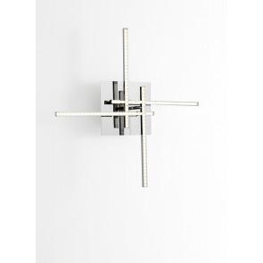 Orbit, 40,5x 40,5 cm, inkl LED