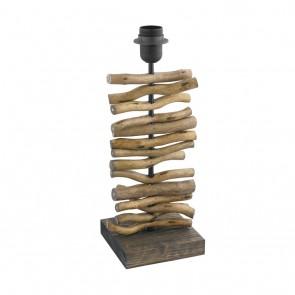 Seahouse, Holz, Höhe 40 cm, E27