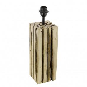 Ribadeo, Holz, Höhe 47 cm, E27