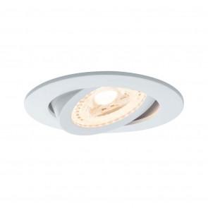SmartHome Zigbee Lens Ø 8 cm weiß 3er-Set dimmbar schwenkbar