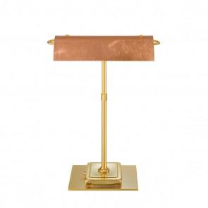 Bankers TL, 24 Karat Gold, Glas, G9, 5040.70130.000/0043, copper leaf