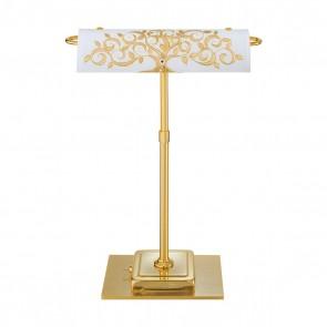 Bankers TL, 24 Karat Gold, Glas, G9, 5040.70130.000/al30, albero gold