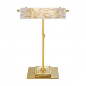 Bankers TL, 24 Karat Gold, Glas, G9, 5040.70130.000/li10, liberta white