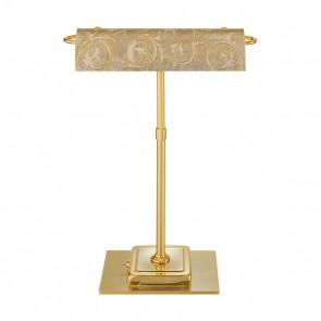 Bankers TL, 24 Karat Gold, Glas, G9, 5040.70130.000/tc10, toscana white