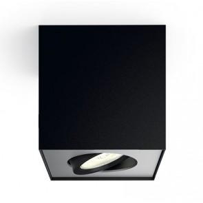 Box, LED, IP20, 1-flammig, dimmbar, schwarz
