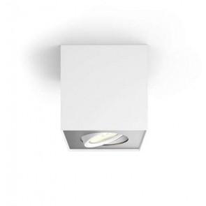 Box, LED, IP20, 1-flammig, schwenkbar, dimmbar, weiß