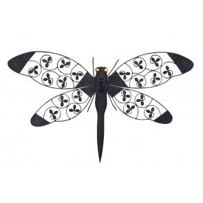 Solar-Wandleuchte Libelle