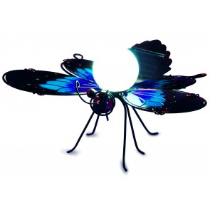 Solar-Dekoleuchte Schmetterling