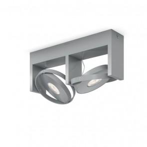 Particon, 2-flammig, 11,5 x 28,9 x 12,5 cm, Lichtwärmeregulierung