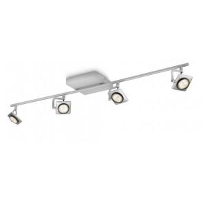 Millennium, LED, 4-flammig, Dimmbar, Aluminium