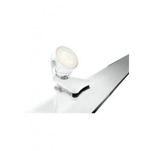 Dyna, LED, IP20, schwenkbar, mit Schalter, weiß