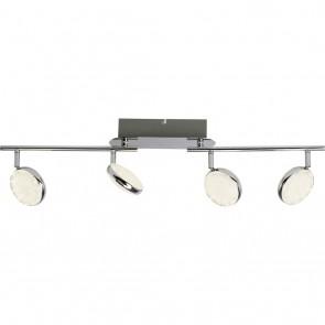 Brilliant Cassy LED 6W DE 4 /DREHB +RC+RGB-dimmable