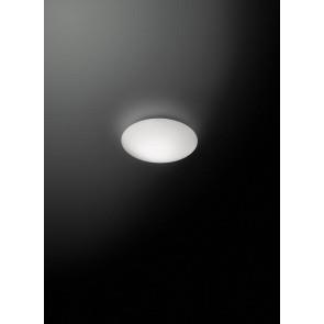 Puck 5410 DL-WL, 1-flammig, Ø 24,4 cm, Halogen, Weiss
