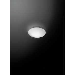 Puck 5412 DL-WL, 1-flammig, Ø 24,4 cm, LED, Weiss