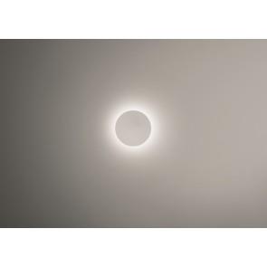 Puck Wall Art 5460, 1-flammig, Ø 45 cm, weiß matt