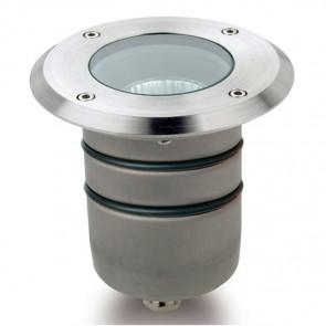 Aqua Recessed Ø 11 cm metallisch 1-flammig rund