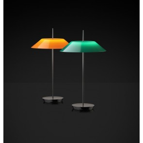 Vibia MAYFAIR TL, Schwarz-Nickel / Orange