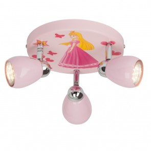 Princess, LED, 3-flammig