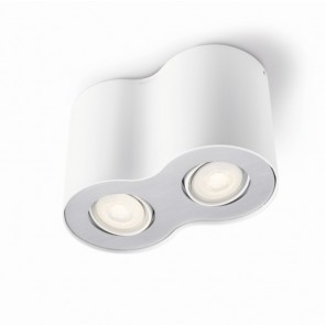 Pillar LED, 2-flammig, weiß, B-Ware